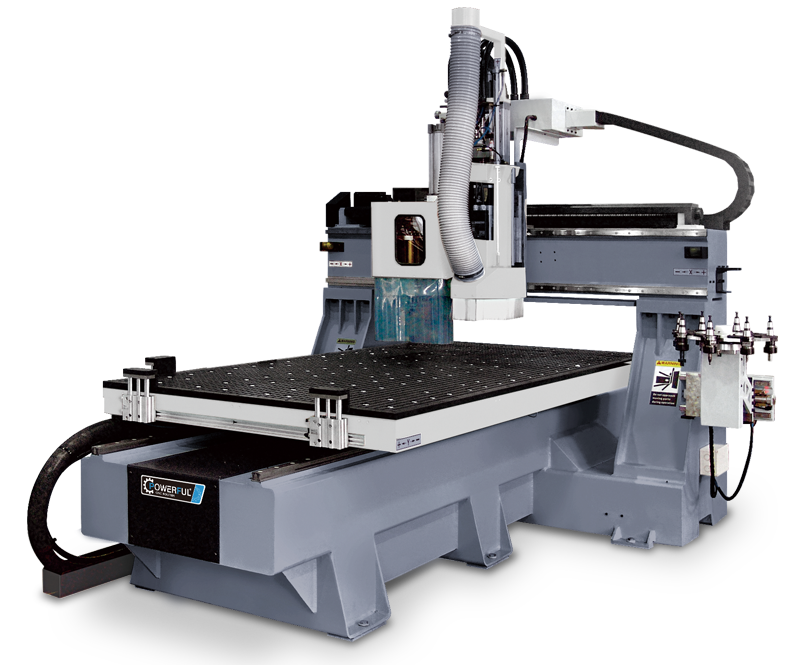 HA1-1325VB/1632VBFixed Double Column CNC Router